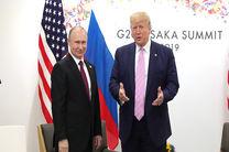 گفتگوی تلفنی پوتین و ترامپ