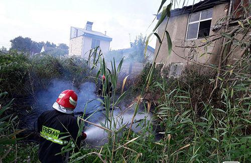 ۲۰۱ عملیات نفس گیر آتش سوزی علفزار و ۳۳ آتش سوزی ضایعات در رشت رخ داده است