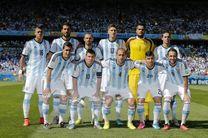 پیروزی آرژانتین، شکست بولیوی