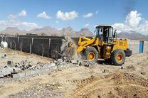 ۱۳ هکتار از اراضی ملی در بندرعباس رفع تصرف شد