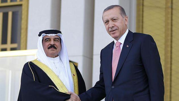 ترکیه در شیخ نشین ها در پی چیست