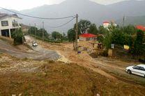 ۱۶ منزل مسکونی در آزادشهر به علت بارندگی تخریب شد