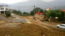 بارندگی ها تا پایان امروز ادامه دارد/بارش در شهرستان تفت رو به افزایش است