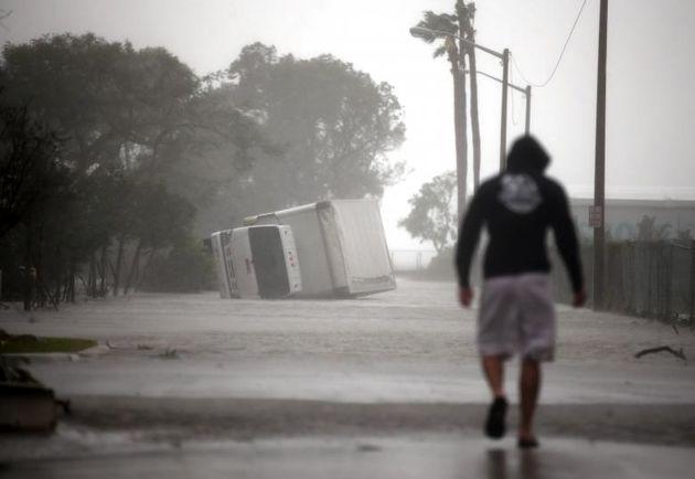 طوفان ایرما به کشاورزی فلوریدا ۳۰ درصد آسیب زد