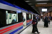 سرفاصله زمانی عبور قطار در ایستگاه های مترو به ۱۵ دقیقه رسید