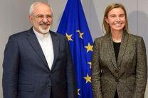 انتقاد ظریف از بیانیه سه کشور اروپایی درباره پرتاب ماهواره سیمرغ