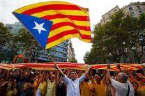 آغاز همه پرسی استقلال کاتالونیا/ دولت اسپانیا با تدابیر امنیتی نتوانست مانع همه پرسی شود