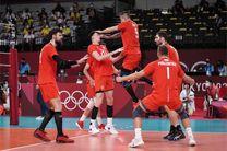 برنامه کامل فینال مسابقات رشته های تیمی المپیک