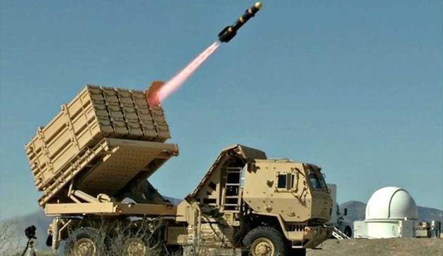 انهدام موشک شلیک شده به سوی نجران