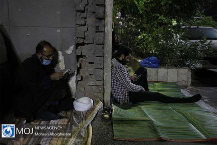 احیای شب بیست و سوم ماه مبارک رمضان در هییت عشاق حسین (ع)