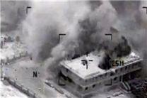 بمباران شدید مواضع گروه تروریستی در صلاح الدین عراق