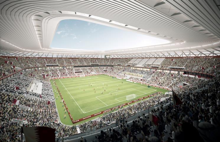 سرمایه گذاری 7 میلیارد دلاری قطر برای جام جهانی 2022 تاکنون