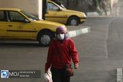 بوی نامطبوع از خارج تهران وارد شهر شده است