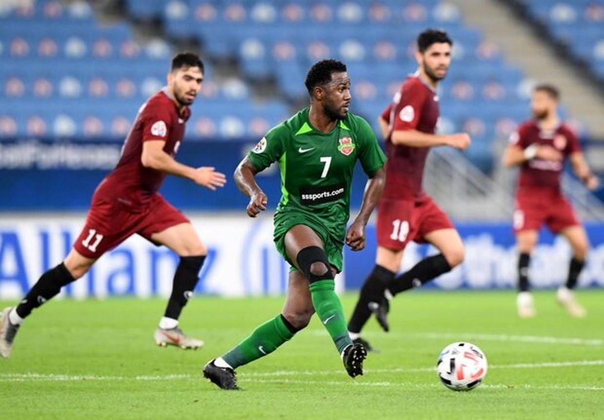 نتیجه بازی شهرخودرو و الهلال عربستان/  شهرخودرو از رقابت های لیگ قهرمانان آسیا کنار رفت