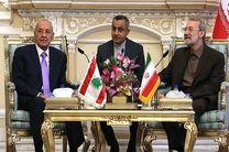 رئیس مجلس: همدلی و اتحاد میان کشورهای منطقه ریشه تروریست را خشک میکند