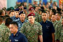 مالزی تدابیر امنیتی در مرزها را پس از حملات تروریستی افزایش داد