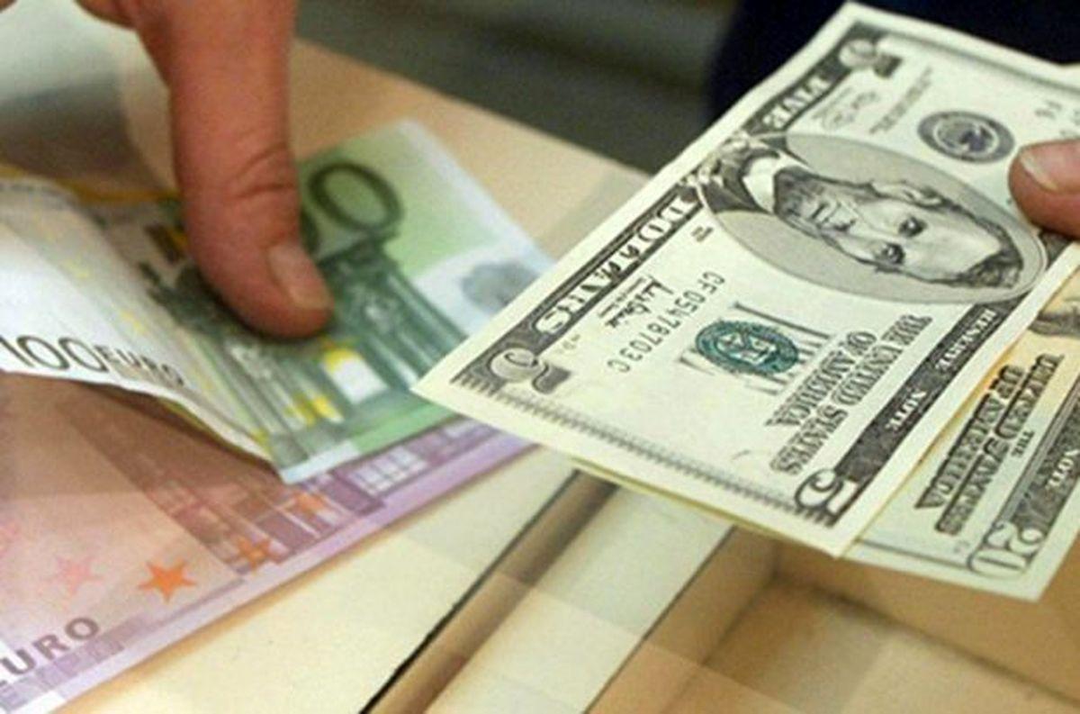 قیمت ارز دولتی ۱۷ مرداد ۱۴۰۰/ نرخ ۴۷ ارز عمده اعلام شد
