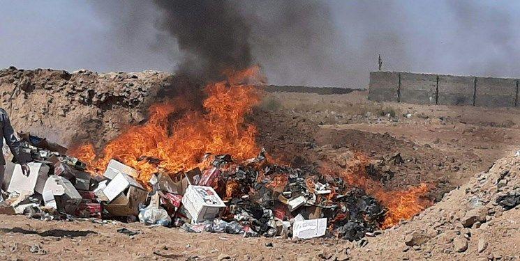 12 هزار کیلو مواد غذایی فاسد در کیش کشف شد