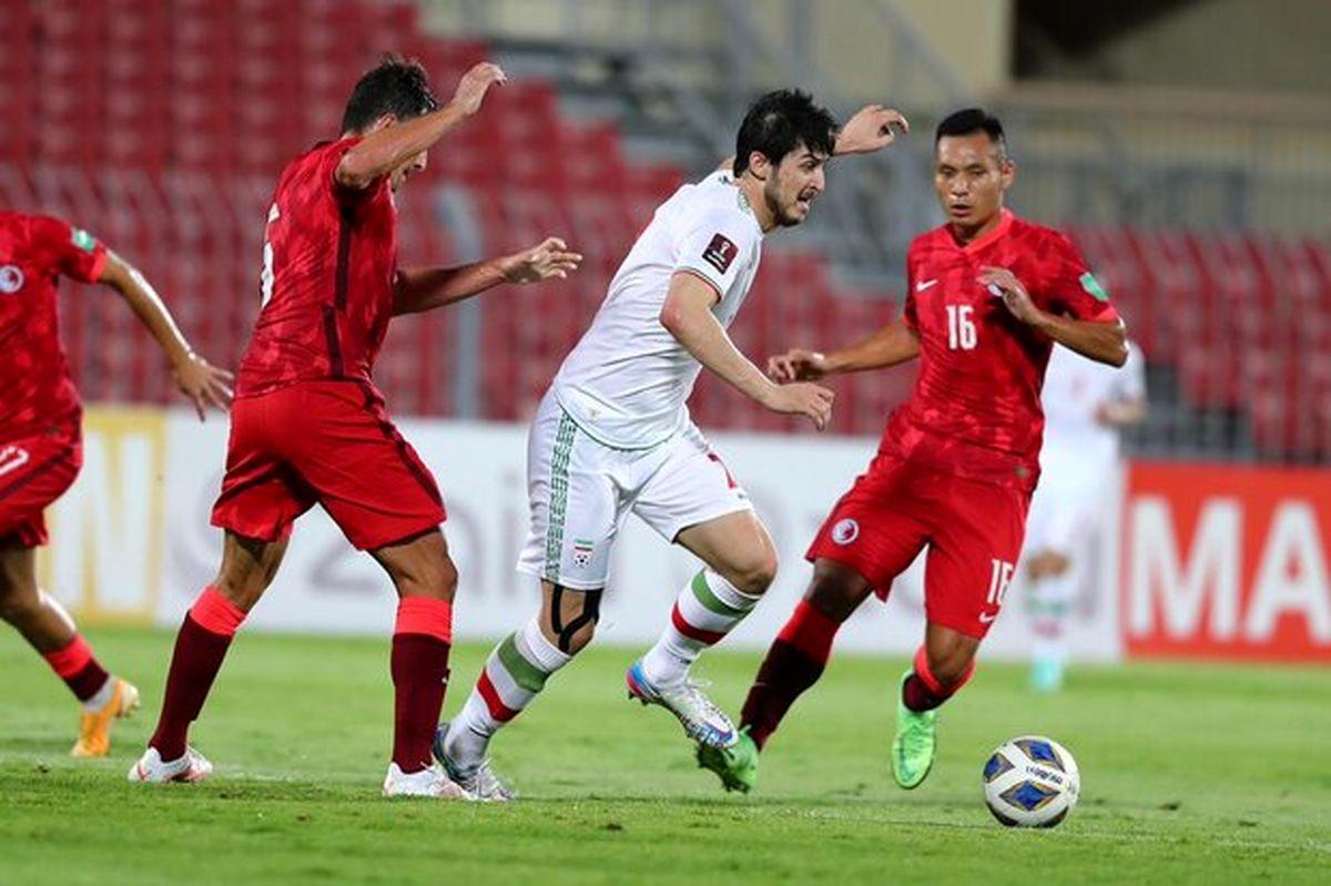ساعت بازی تیم ملی فوتبال ایران و بحرین مشخص شد