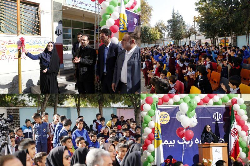 Image result for زنگ بیمه در استان گلستان نواخته شد