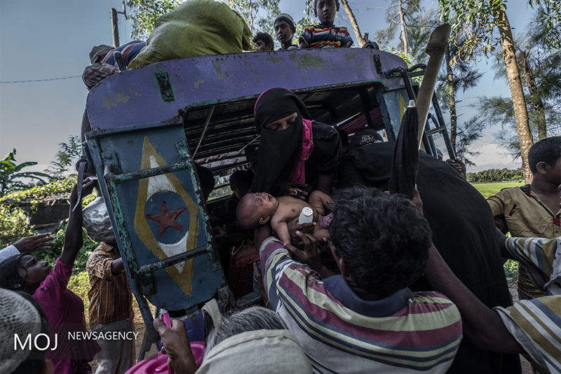احتمال بروز درگیری منطقه به دلیل آزار مسلمانان روهینگیا