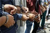 دستگیری 20 خرده فروش و معتاد پرخطر در شاهین شهر