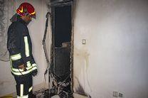 نشت گاز در بالکن یک واحد آپارتمانی، حادثه آفرید