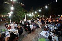 ضیافت افطاری کارکنان شهرداری ناحیه5 برگزار شد