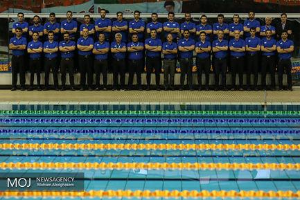 دیدار نهایی مسابقات شنا باشگاههای کشور