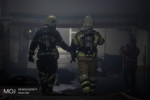 اطلاعات نادرست به آتش نشانان دادند/ احتمال ریزش ساختمان وجود دارد