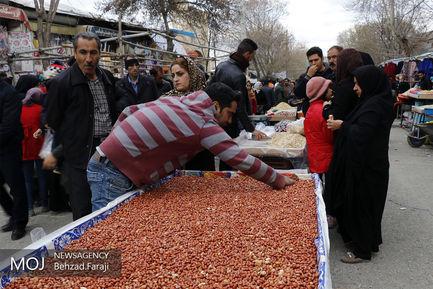 حال و هوای بازار کرمانشاه در روزهای پایانی سال ۱۳۹۷