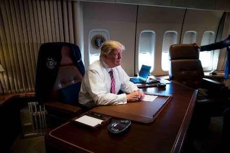 ترامپ در رده بندی میلیاردها سقوط کرد