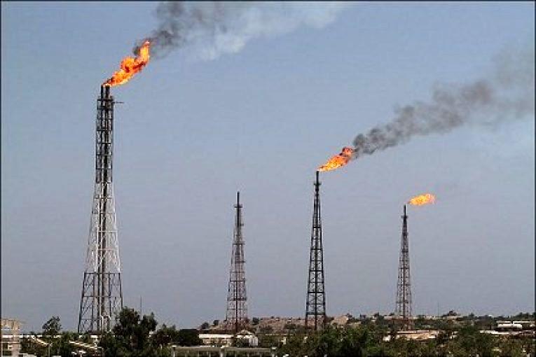 فروش گازهای فلر مناطق نفت خیز جنوب به بخش خصوصی  برای نخستین بار انجام شد