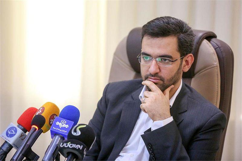 توئیت آذری جهرمی در ارتباط با شرکت های ارزش افزوده/ شبی تلخ برای کلاهبرداران