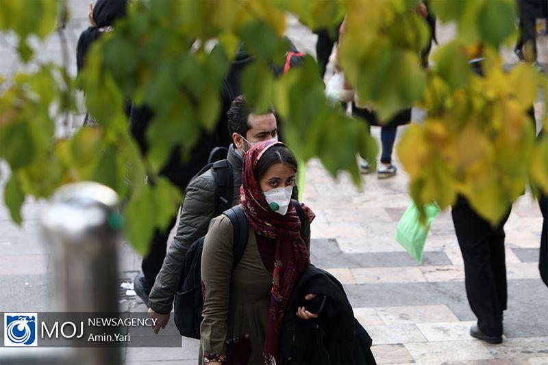 بوی نامطبوعی در برخی از مناطق تهران با منشاء نامعلوم