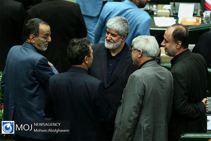 انتخاب+هیات+رییسه+مجلس+شورای+اسلامی-+۵+خرداد+۱۳۹۸