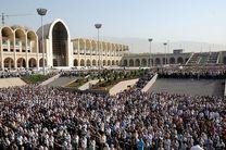 خالدی: استقرار ۱۲۰ هزار نیرو به همراه ۲۰ بالگرد در عید سعید فطر / عباسی: استقرار اورژانس در اطراف مصلی