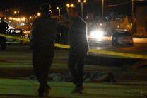 تیراندازی افراد ناشناس به خودرو حمل سوخت در خرمآباد/ یک سرباز وظیفه شهید و یک افسر پلیس زخمی شد