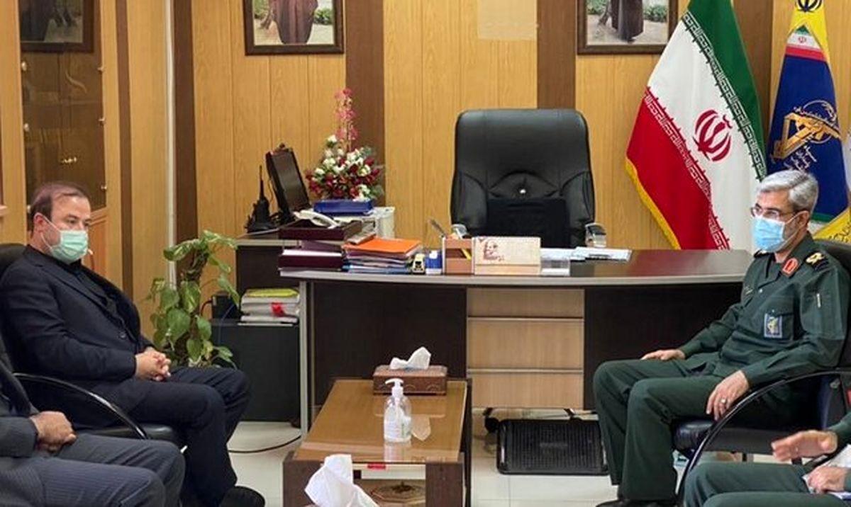 تامین منافع استان با تسریع در رفع نیاز های فولاد هرمزگان