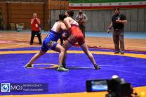 4 نماینده ایران فینالیست کشتی فرنگی قهرمانی جوانان آسیا شدند