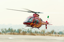نجات مادر باردار توسط تیم هوایی اورژانس 115 کهگیلویه و بویراحمد