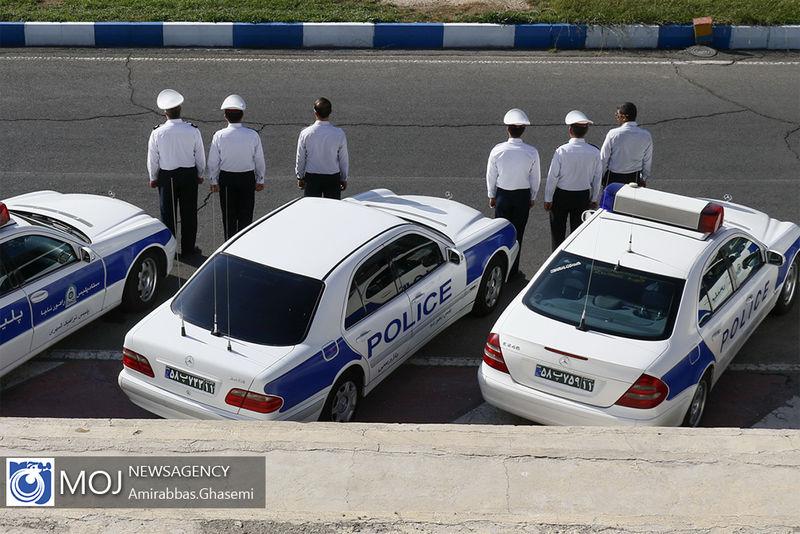 تشدید برخورد پلیس با تخلف نشستن مسافران در قسمت بار وسایل نقلیه