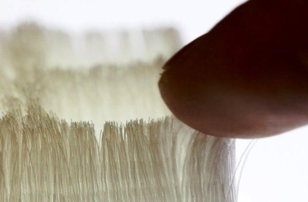 تولید مو به روش چاپ ۳ بعدی