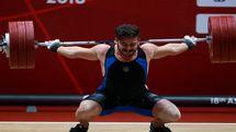 کیانوش رستمی از مسابقات وزنه برداری جهان انصراف داد