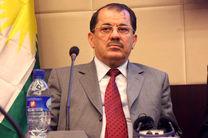استقلال کردستان عراق تاثیری بر سایر مناطق کردنشین ندارد