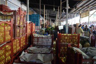توزیع سراسری میوه برای تنظیم بازار شب عید آغاز شد