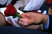 جشن ازدواج ۱۱۰ زوج هرمزگانی در شب عید غدیر خم