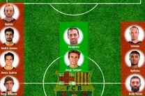 ازدحام در خط میانی بارسلونا با اضافه شدن گومس