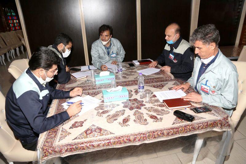 اولین دوره کانون ارزیابی و توسعه مدیران ذوب آهن اصفهان برگزار شد