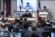 هم اندیشی اعضای شورای عالی استان ها با علی آقا محمدی